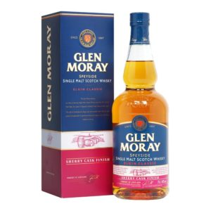 glen moray whisky with a sherry cask finish, one of the best everyday and affordable whiskies