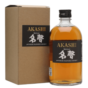 "Introduction to Japanese whiskies: White Oak Akashi ""Meisei"""