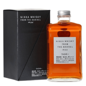 Introduction to Japanese Whiskies: Nikka From The Barrel