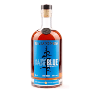 A great introduction to American whiskey: Balcones Baby Blue