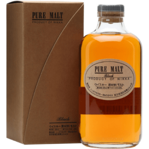 A great introduction to Japanese whiskies: Nikka Pure Malt White
