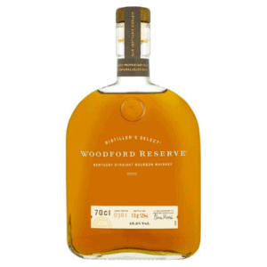Woodford Reserve is a bourbon, made from at least 51% corn.
