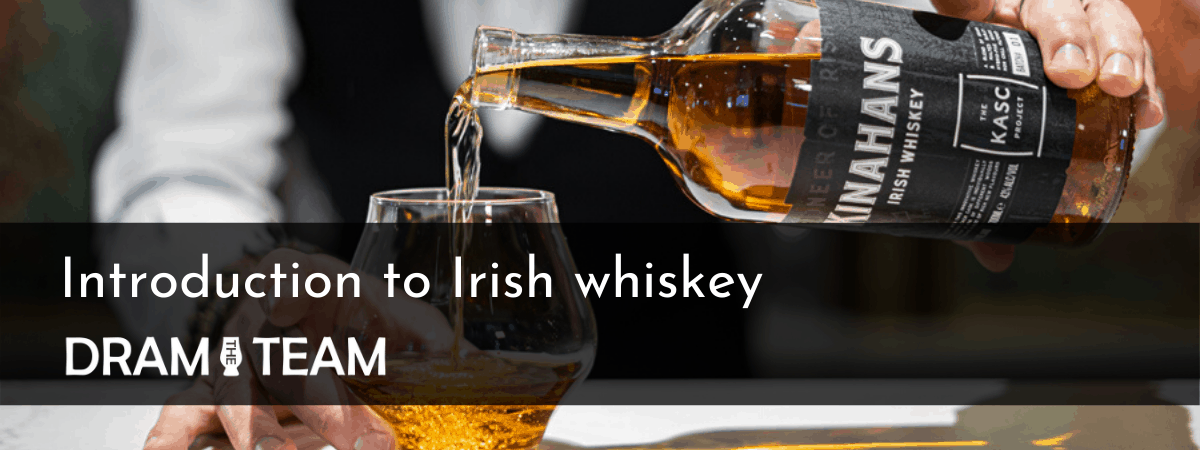 Introduction for Irish whiskey