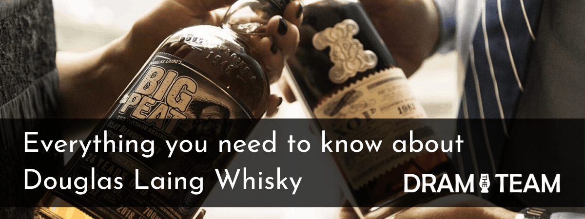 Everything you need to know about Douglas Laing Whisky