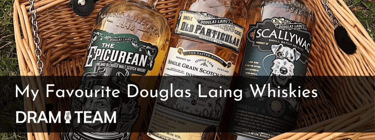 My Favourite Douglas Laing Whiskies