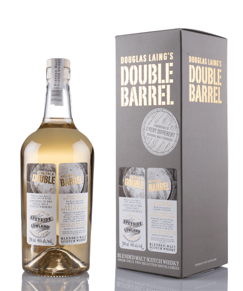 One of my favourite Douglas Laing whiskies: Double Barrel
