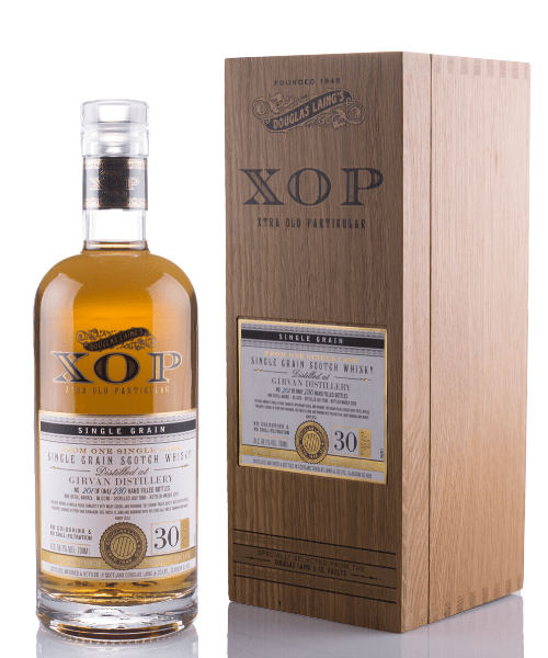 One of my favourite Douglas Laing whiskies: Xtra Old Particular Girvan: 30 Years Old