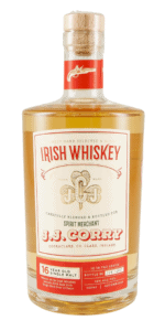 JJ Corry The Flintlock 16yo is a great introduction to Irish whiskey.