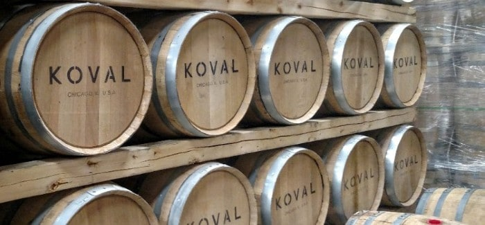 Casks of Koval, unconventional whisky