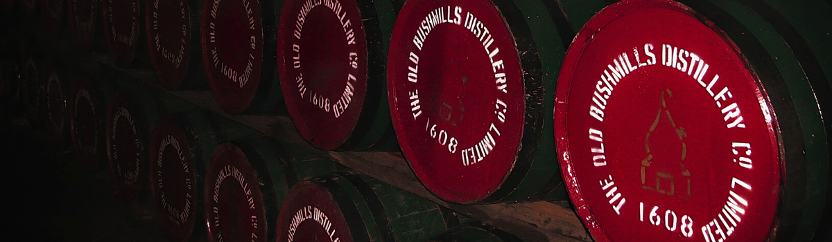 Sherry Cask Whisky from Bushmills