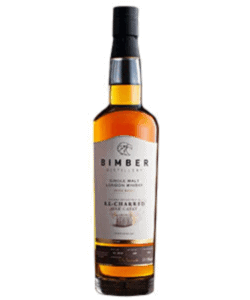 Bimber Recharred Cask Single Malt London Whisky