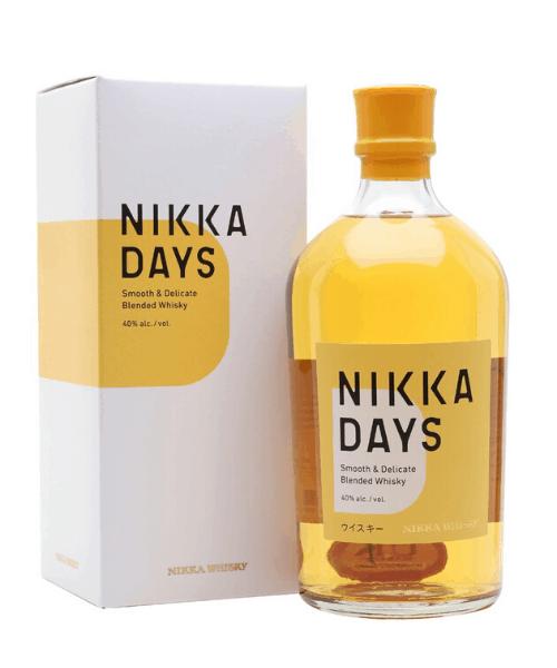 Around the World in 6 Drams Japan: Nikka Days' Blended Japanese Whisky