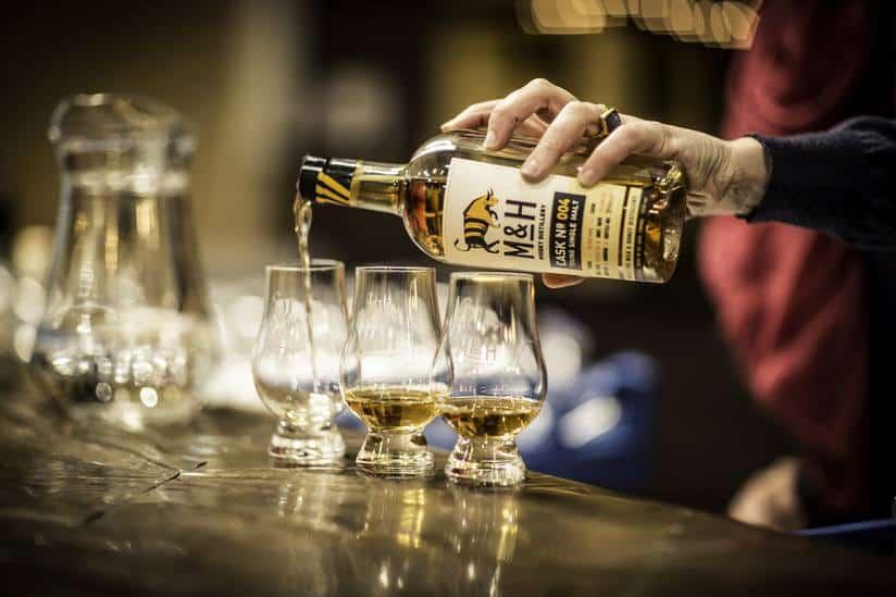 World Whisky from Israel's Milk & Honey Distillery in Tel Aviv