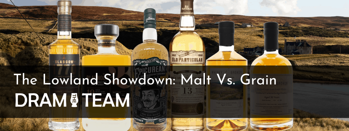 Lowland Showdown: Best Lowlands Whiskies