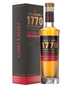 Glasgow Distillery Company's 1770 Single Malt Whisky, a great new Lowlands malt