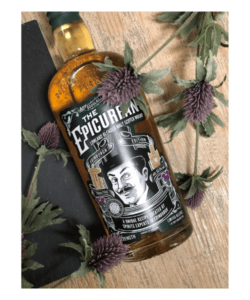 New Lowlands whisky: Douglas Laing's The Epicurean, Cask Strength Edinburgh Edition