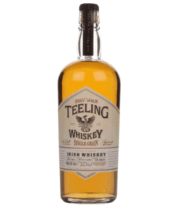 A fruity, sweet Irish single grain whiskey from Teeling Distillery