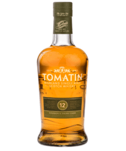 Tomatin 12 Year Old Highland Single Malt Scotch Whisky
