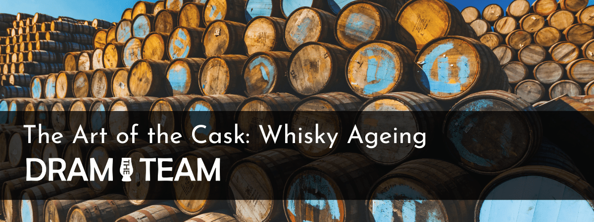 The Art of the Cask: Whisky ageing