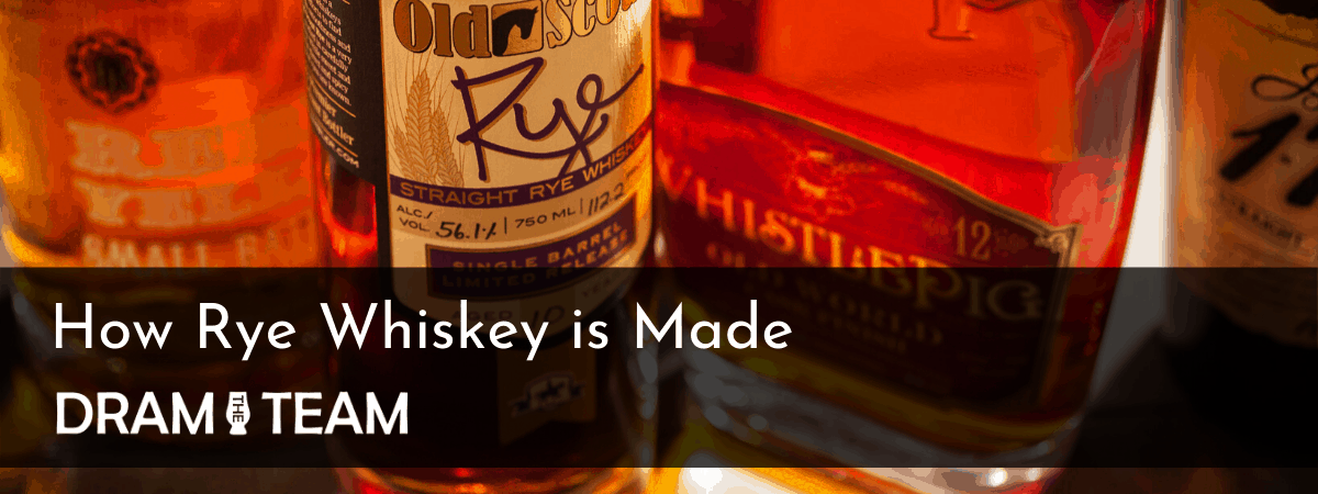 How Rye Whiskey is Made