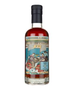 100% Rye from Reservoir Distillery