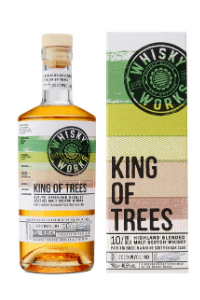 The Whisky Works - King of Trees 10 Year Old