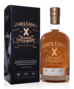 James Eadie Trade Mark X Blended Scotch Whisky