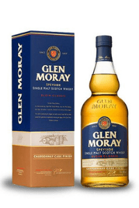 Glen Moray Chardonnay Cask, a rare whisky to be aged in white wine casks
