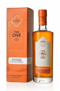 The Lakes Distillery Orange Wine Cask Finished