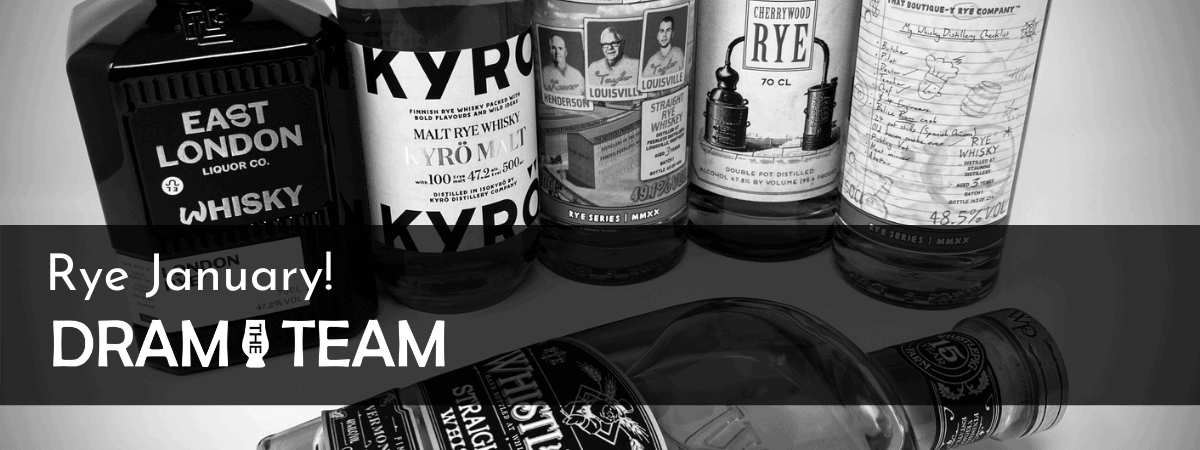 Introducing... Rye January!