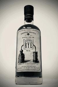 Sonoma Distilling Co, Cherrywood Rye